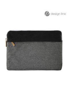 "Laptop futrola FLORENCE 13,3"" crno/siva"