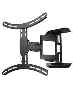 """LCD nosač, Fullmotion, 32-56"""",crni                 VESA 400X400"""