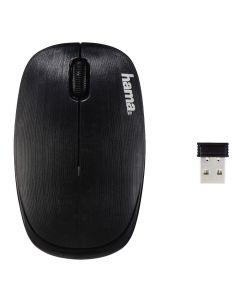 Bežični optički miš AM-8000, crni