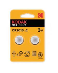 30417663 KODAK baterija KCR 2016 2 komada u pakovanju