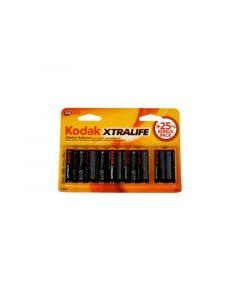 KODAK Alkalne baterije EXTRALIFE AA/10kom