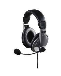 PC slušalice sa mikrofonom AH-100, stereo