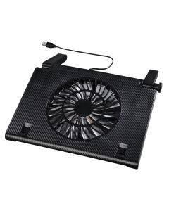 Postolje za laptop sa ventilatorom CARBON LOOK     10.2-17,3
