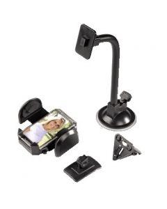 Mini drzac za mobilni telefon za auto + vakum sist em za staklo