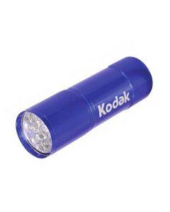 KODAK LED baterijska lampa + 3xAAA alk.bat. plava