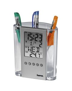 LCD Termometar i drzac za olovke