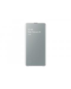 Samsung Clear View stojeca futrola, S10 Lite, bela