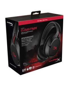 HyperX Cloud Flight Bezicne Gaming slusalice, crne