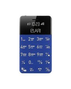 ELCPBLU Elari CardPhone mobilni telefon, plavi