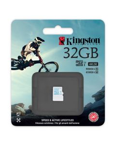 32GB microSD UHS-I U3 za akcione kamere
