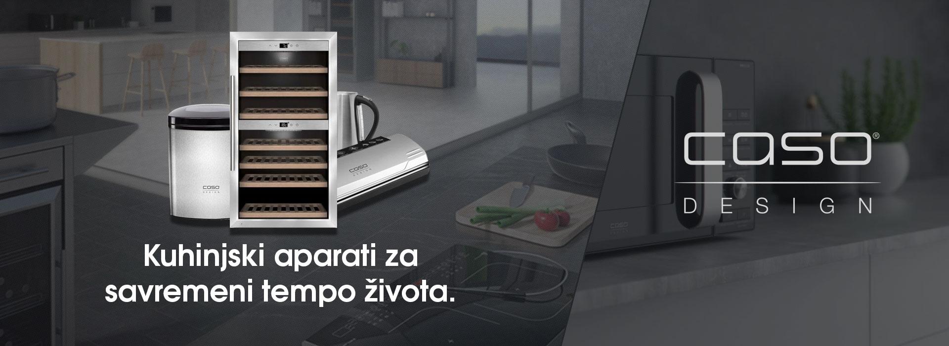 CASO Braukmann kuhinjski aparati
