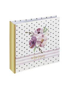 HAMA foto album FLOWER MEMORIES 10x15/200