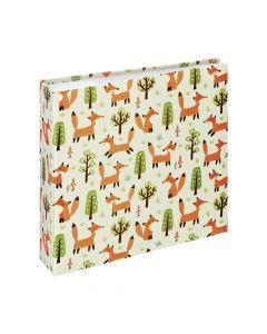 HAMA foto album FOREST 10x15/200, lisica