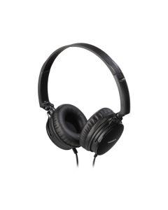 132623 Thomson slusalice HED2207BK mikrofon crne