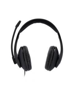 Hama 139923 PC slusalice sa mikrofonom HS-P200, stereo, crne