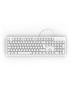 Hama tastatura KC200 Basic, bela, SRB tasteri