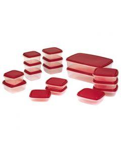 Xavax set od 17 kutija sa poklopcem za hranu