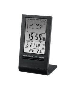 Hama 186358 LCD Termometar, sat, kalendar, higrometar TH-100