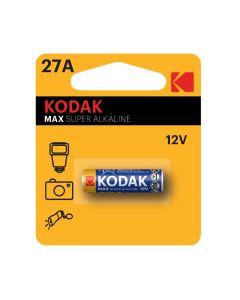 Kodak baterija MAX alkalna 27A, 1 kom