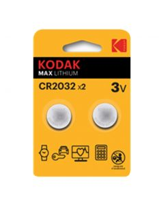 30417687 KODAK baterija KCR 2032, 2 komada u pakovanju