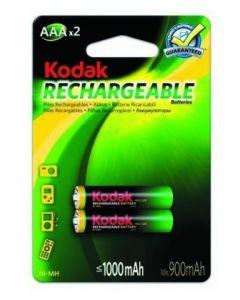 Kodak punjive baterije AAA-2/1000mAh