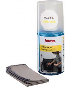 Sredstvo za čišćenje PLAZMA/LCD ekrana gel + tkani na