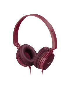 132625 Hama Thomson slusalice HED2207RD mikrofon crvene