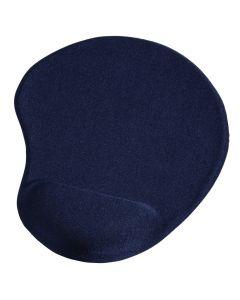 Ergonomska podloska za misa, tamno plava
