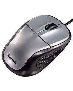 Miš optički USB AM-100, srebrni