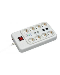 Produzni kabl 8na1 prenaponska zastita tel tv 3m   H05VV-F 3G1,5