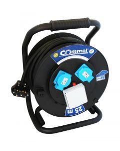 Kabl sa motalicom PVC bubnj 320mm suko trofazn 25m H05RR-F 5G2,5