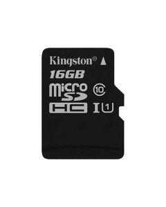 Mikro SD mem.kartica 16GB Kingston Canvas 80R cl10