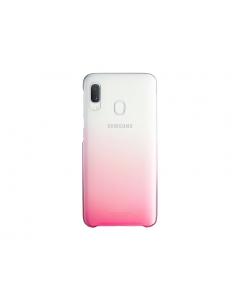 Samsung Gradation maska za telefon A20, pink