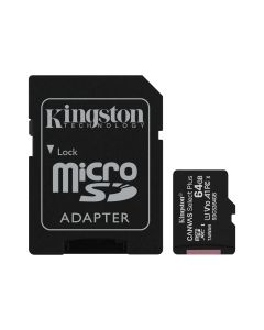 SDCS2/64GB-2P1A MikroSD memorijska kartica 64GB Kingston SelectPlus CL10 2 komada