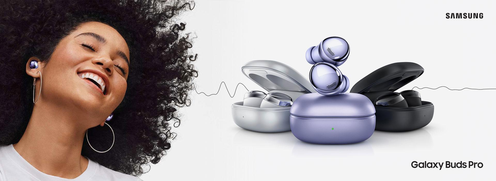 Samsung Galaxy Buds Pro slušalice