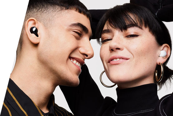 Samsung Galaxy Buds+ crne slušalice