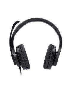Hama 139926 PC slusalice sa mikrofonom HS-P350, stereo, crne