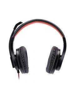 Hama 139927 PC slusalice sa mikrofonom HS-USB400, stereo, crne