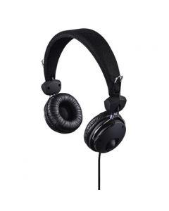 Stereo slusalice velike FUN4PHONE + mikrofon crne