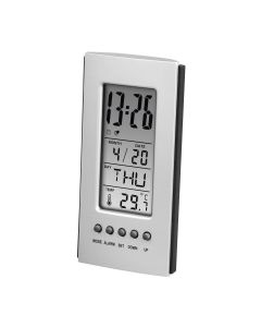 Hama 186357 LCD termometar, sat, kalendar