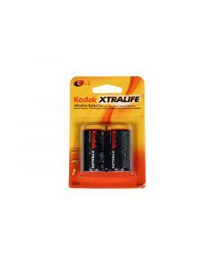 KODAK Alkalne baterije EXTRALIFE C14/2kom