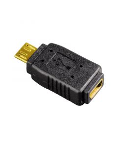 Hama 39877 USB Adapter, micro USB muski-mini USB zenski