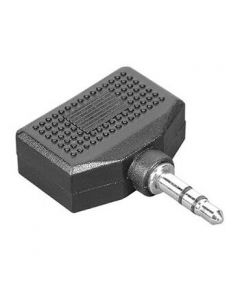 Adapter 3.5mm stereo (muški) na 2x 3.5mm stereo (ž enski)