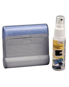 Sredstvo za čišćenje PLAZMA/LCD ekrana gel + tkani na + držač tkanine