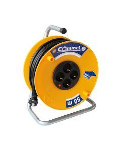 Kabl sa motalicom PVC bubanj 280mm monofazna 50m   H05VV-F 3G1,5