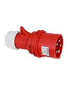 Industrijski utikac IEC 309 promena faza 32A400V   IP44