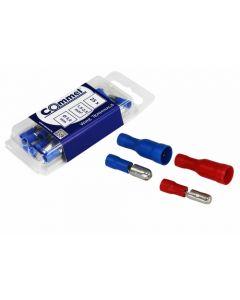 Izolovani utikac za zicu 1.5-2.5mm2, 5mm, 25kom