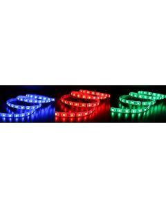 LED traka 5050 SMD RGB daljinski samolepljiva 3m
