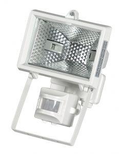 Halogeni reflektor sa detektorom pokreta 120s 150W beli