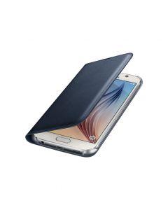 SAMSUNG Maska sa preklopom Galaxy S6, crna